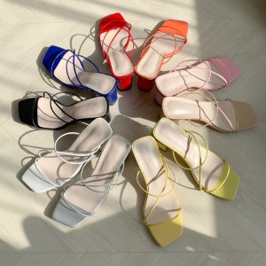 373 black / orange / red / yellow / green / white / pink  / silver / blue / beige