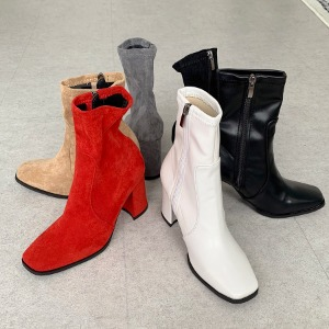 251 black / black(suede) / red / gray / beige / white