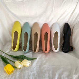 407 black / ivory / beige / mint / pink /  yellow